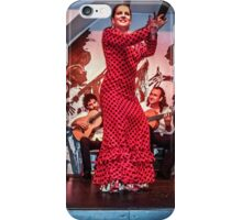 The Joy of Flamenco iPhone Case/Skin