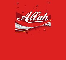 Allah  Womens Fitted T-Shirt
