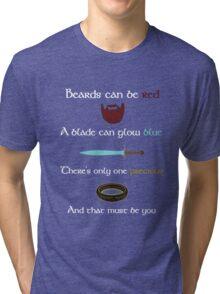 One Precious Tri-blend T-Shirt