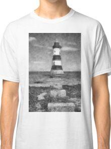 Penmon Lighthouse Classic T-Shirt