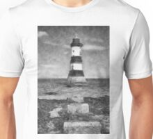Penmon Lighthouse Unisex T-Shirt