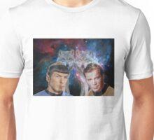 Spirk in Space Unisex T-Shirt