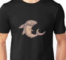 Sharky the Friendly Shark Unisex T-Shirt