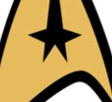Star Trek Communicator Sticker