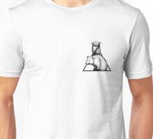 Hog and Owl Unisex T-Shirt