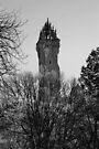 Wallace Monument by Jeremy Lavender Photography