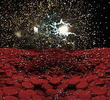 red planet by SugaredTea