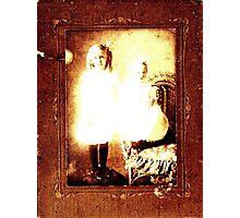 angel genetix 11:11 Photographic Print