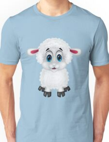 Cute sheep - Year of the Sheep 2015! Unisex T-Shirt