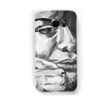 Nina in Black and White Samsung Galaxy Case/Skin