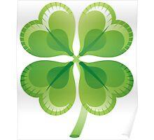 Shamrock - St Patricks Day Poster