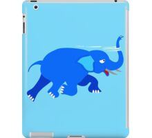 Loch Ness Elephant Theory iPad Case/Skin
