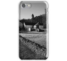 Farm in Central Scotland iPhone Case/Skin