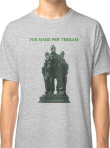 Royal Marines Commando Tee Shirt Classic T-Shirt