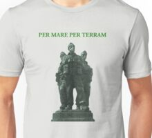 Royal Marines Commando Tee Shirt Unisex T-Shirt