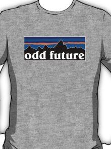 Odd Future Mountain background T-Shirt