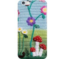 Garden of Imagination Toadstools iPhone Case/Skin