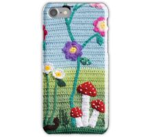 Garden of Imagination Toadstools iPhone Case/Skin