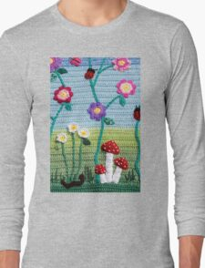 Garden of Imagination Toadstools Long Sleeve T-Shirt