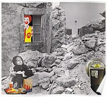 Unhappy meal....... Poster