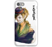 JOKE R iPhone Case/Skin