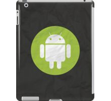 Material Droid iPad Case/Skin