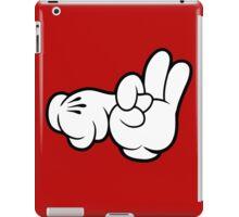 Funny Fingers. iPad Case/Skin
