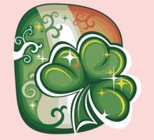 Clover - St Patricks Day Kids Clothes
