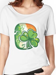 Clover - St Patricks Day Women's Relaxed Fit T-Shirt