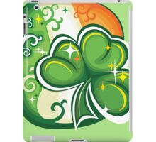 Clover - St Patricks Day iPad Case/Skin