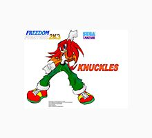 Freedom Fighter 2K3 Knuckles Unisex T-Shirt