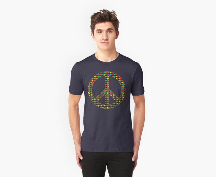 Colorful Peace by fashionforlove