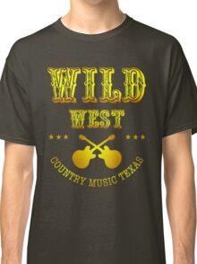 Wild West  Classic T-Shirt
