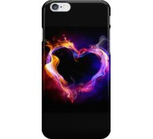 Abstract heart iPhone Case/Skin