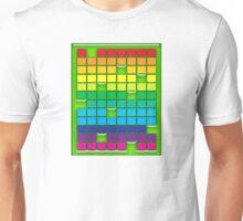 Rainbow Boxes Unisex T-Shirt
