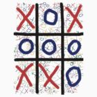 X&#x27;s and O&#x27;s T shirt by MaeBelle