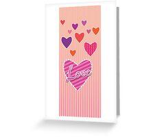 Heart full of love ! Greeting Card