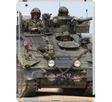 British Army FV103 Spartan Armoured Personnel Carrier iPad Case/Skin