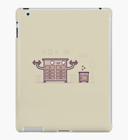 Chest of drawers iPad Case/Skin