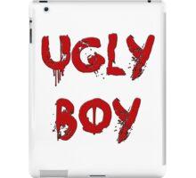 UGLY BOY iPad Case/Skin