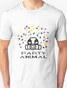 Grunt Party Animal Unisex T-Shirt
