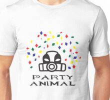 Grunt Party Animal Unisex T-Shirt