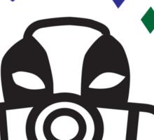 Grunt Party Animal Sticker