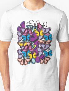 butterfly tee  Unisex T-Shirt