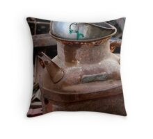 Dirtiest Dishes Throw Pillow