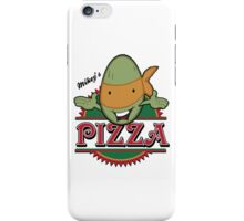 Mickey's Pizza iPhone Case/Skin