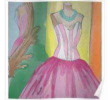 Princess dress Poster