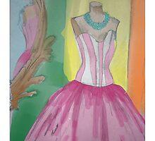 Princess dress Photographic Print