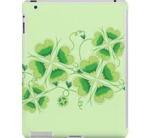 Clovers - St Patricks Day iPad Case/Skin