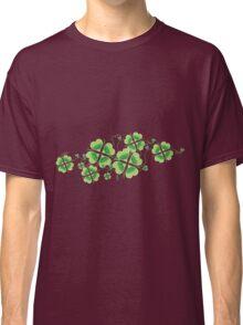 Clovers - St Patricks Day Classic T-Shirt